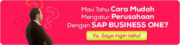 Mau TahuCara Mudah Mengatur Perusahaan Dengan SAP Business One