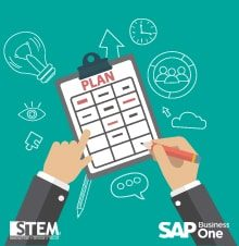 Material Requirement Planning (MRP) in SAP Business One - SAP Business One Tips