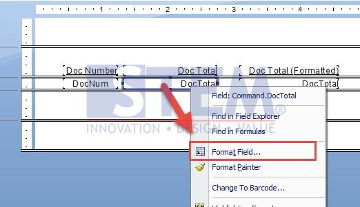 How To Set Dynamic Numeric Decimal Point In Crystal Report