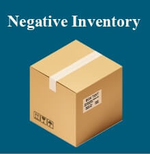 Negative Inventory in SAP Business One - SAP Business One Tips