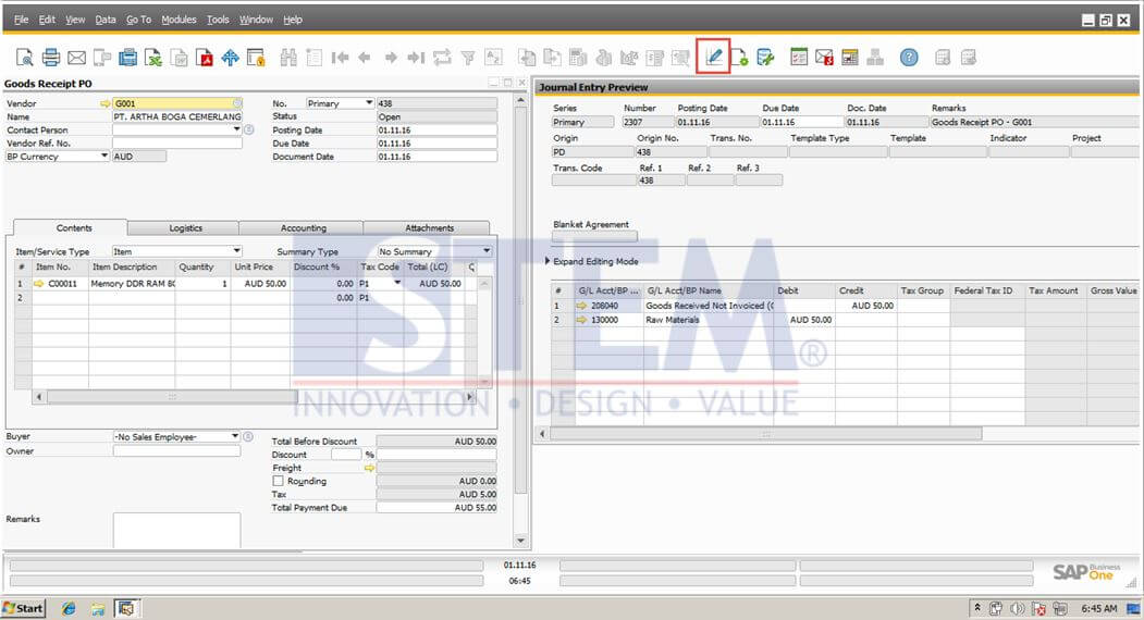 SAP_BusinessOne_Tips_STEM-PreviewJournal-01
