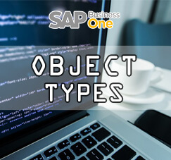 List of Object Types On SAP BUSINESS ONE | SAP Business One