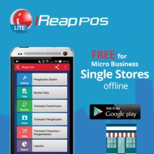 iREAP POS LITE for Single Store