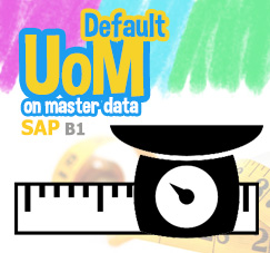 Default UoM Details for Length and Weight