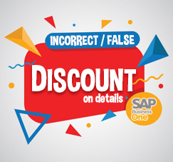 Incorrect Discount on SO or PO Service Details