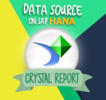 SAP Tables as Data Source on SAP HANA