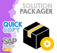 Create New Company Using QUICK COPY vs SOLUTION PACKAGER