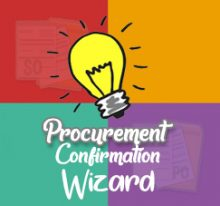 Using Procurement Confirmation Wizard for Create PO From SO on SAP B1