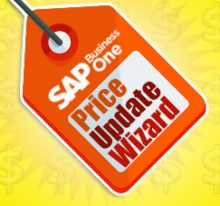 Using Price Update Wizard on SAP Business One