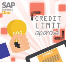 Create Approval Based on Credit Limit Condition