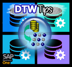 Tips Working with UDO when Using Data Transfer Workbench on SAP
