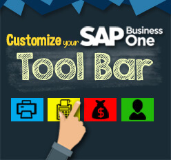 Customize Your SAP Tool Bar (Hide or Unhide)