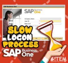 Logon Process Takes Longer than Usual