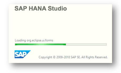 SAP HANA Studio