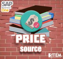 SAP Business One Tips - STEM SAP Gold Partner Indonesia Find Your Price Source in Sales Document SAP B1
