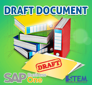 SAP Business One Tips - Draft Document