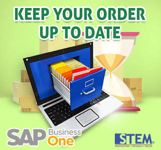 SAP Business One Tips - Keep Orders Up to Date