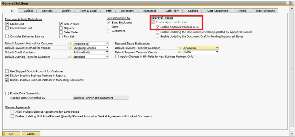 SAP_Business_One_Tips-STEM-How to Setting up Approval Process on SAP B1_01