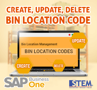 SAP Business One Tips Create Update Delete