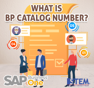 SAP Business One Tips What is BP Number