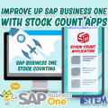 SAP Business One Tips Improve Stock Counting with Apps
