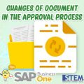 SAP Business One Tips Indonesia Changes of Document in the approval process