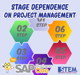SAP Business One Tips Stage Dependence on Project Management