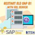 SAP Business One Tips Restart SLD with SQL Server