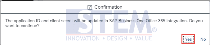 SAP Business One Tips - Setting Up SAP Business One Microsoft 365 Integration