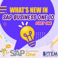Whats New in SAP Business One 10