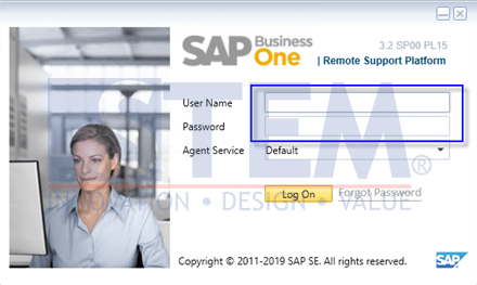 SAP Business One Tips - Checking Task Upload System Status Report