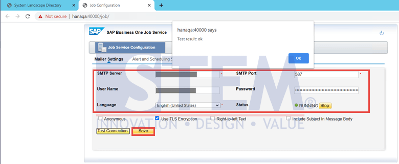 SAP Business One Tips - How to Setup SBO Mailer